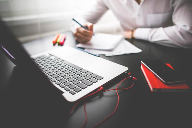 Trabajar desde casa y ganar dinero online